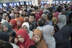 Festival árabe en Jakarta Foto de archivo libre de regalías