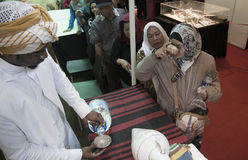 Festival árabe en Jakarta Fotos de archivo libres de regalías