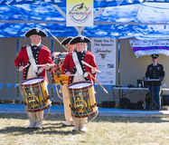 Festival. First annual GermanFest held at Mount Olive in Toms Brook in Shenandoah County in Virginia USA during the first of October Stock Photo