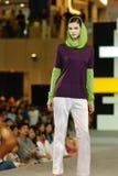 Festival 2008 de mode de Singapour Photographie stock