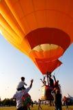 Festival 2008 dos balões de ar quente de Ferrara Fotos de Stock