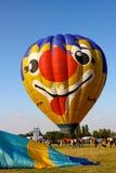 Festival 2008 dos balões de ar quente de Ferrara Foto de Stock
