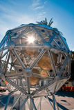 Festival 2009 da ciência - a luz do diamante Fotografia de Stock
