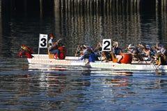 Festival 2009 do barco do dragão de Victoria Foto de Stock