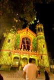 Festival 2010 das luzes do norte de Adelaide Fotos de Stock Royalty Free