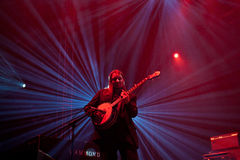 Festival 2010 de bleus de Rawa Photographie stock libre de droits