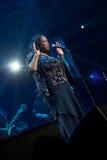 Festival 2010 de bleus de Rawa Photos stock