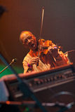 Festival 2010 de bleus de Rawa Image libre de droits