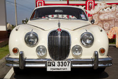 Festival 2011 de défilé de véhicules de cru de Hua Hin Photo libre de droits