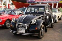 Festival 2011 de défilé de véhicules de cru de Hua Hin Image stock