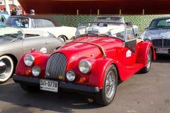 Festival 2011 de défilé de véhicules de cru de Hua Hin Photos stock
