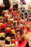Festival 2011 del alimento de Ludlow Fotografía de archivo libre de regalías