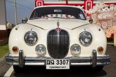Festival 2011 del desfile de los coches de la vendimia de Hua Hin Foto de archivo libre de regalías