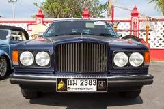 Festival 2011 di parata delle automobili dell'annata del Hua Hin Immagini Stock Libere da Diritti