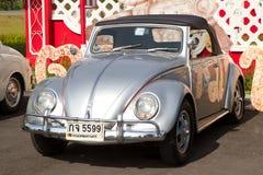 Festival 2011 di parata delle automobili dell'annata del Hua Hin Fotografia Stock Libera da Diritti