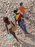 Festival 2012 de reggae dans le sur Ceze, France de Bagnols Photographie stock