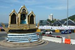 Festival 2012 di velocità di Bangsaen Tailandia Fotografia Stock