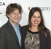 Festival 2015 de film de Tribeca Images stock