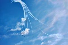 Festival aéreo Imagem de Stock