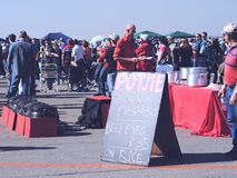 Festival aéreo Fotos de Stock