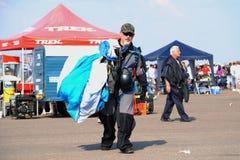 Festival aéreo Fotografia de Stock