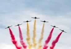 Festival aéreo Imagens de Stock