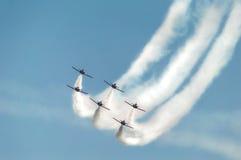 Festival aéreo 2014 de Roma Fotografia de Stock Royalty Free