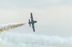 Festival aéreo 2014 de Roma Imagem de Stock