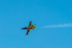 Festival aéreo 2013, Radom 30 de agosto de 2013 Fotografia de Stock