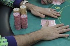 Festival aberto do pôquer de Winmasters Foto de Stock Royalty Free