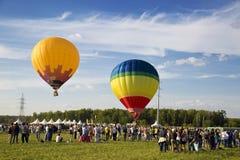 The festival of Aeronautics Royalty Free Stock Image