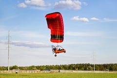 The festival of Aeronautics Stock Photography