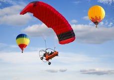 The festival of Aeronautics Royalty Free Stock Photo