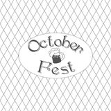Festival alemán de la cerveza de Oktoberfest Foto de archivo libre de regalías