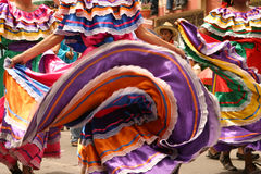 Festival in Ambato, Ecuador Stockfotos