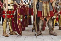 Festival antico Tomis in Città Vecchia di Costanza - Ovidiu Square, Romania Fotografia Stock Libera da Diritti