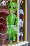 Festival anual del UFO en McMinnville Oregon Imagen de archivo libre de regalías