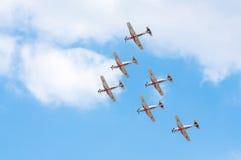 Festival aéreo 2013, Radom 30 de agosto de 2013 Fotografia de Stock Royalty Free