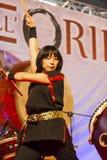 Festival asiatique, Italie Image libre de droits