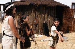 Festival Astur-Romano CARABANZO Foto de archivo libre de regalías