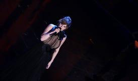 Festival av den italienska songen, Sanremo 2013 Fotografering för Bildbyråer