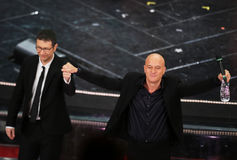 Festival av den italienska songen, Sanremo 2013 Arkivbilder