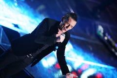 Festival av den italienska songen, Sanremo 2013 Royaltyfria Foton