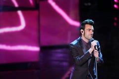 Festival av den italienska songen, Sanremo 2013 Arkivfoto