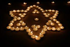 Festival av ljus, Diwali Royaltyfria Foton