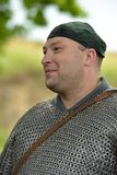 Festival av medeltida rekonstruktion Royaltyfria Foton