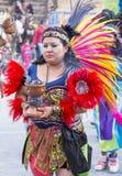 Festival av Valle del Maiz Royaltyfri Foto