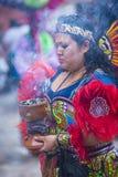 Festival av Valle del Maiz Royaltyfria Bilder