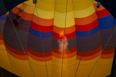 Festival Ballon-2013 und Weins Temecula Lizenzfreies Stockbild