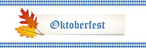 Festival bavarois allemand d'automne Photographie stock